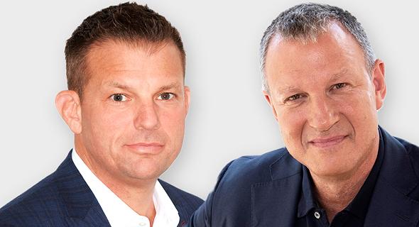 """אראל מרגלית יו""""ר JVP ואלכס יודר, המנכ""""ל החדש של לידספייס"""