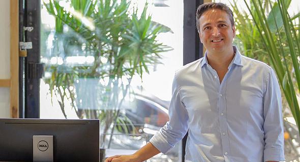 Harel Tayeb, CEO of Kryon. Photo: Kryon.