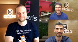 Semperis co-founders Mickey Bresman, CEO (left) Matan Liberman, EVP Business Development (top right)