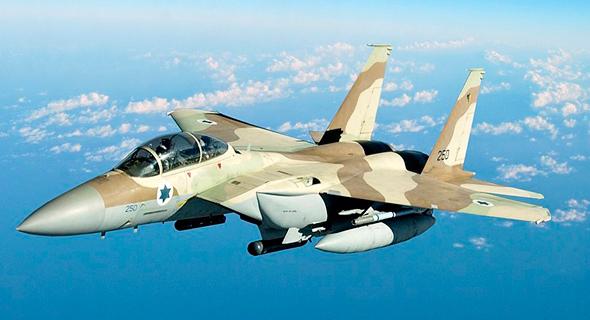 """עכשיו צריך נ""""מ, מסוקים נפתח אחר כך. F15I"""