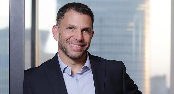 Big-Tech 50 CEO Yochai Zeid. Photo: Tal Cohen