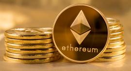 מטבע קריפטו אתריום את'ריום כסף דיגיטלי , צילום: שאטרסטוק