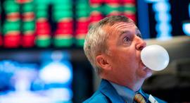 בועה בורסה מניות עליות שערים וול סטריט , צילום: גטי
