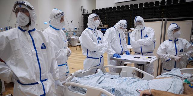 האוצר נגד משרד הבריאות: מסרב להאריך תקנים ל-1,550 עובדי רפואה שגויסו לקורונה