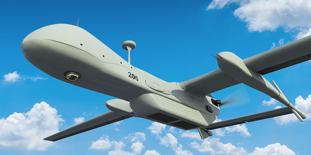 IAI reveals WASP, an aerial surveillance system to track moving targets