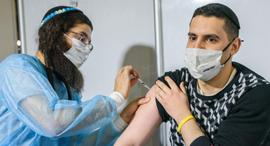 חיסון נגד קורונה, צילום: שלו שלום