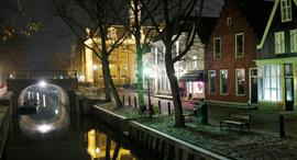 הסגר באמסטרדם, צילום: רויטרס