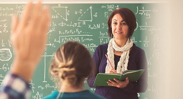 שכר מורה ותיק כ-12 אלף שקל
