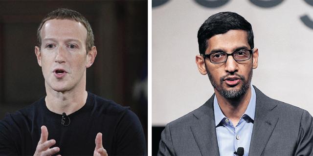 אירופה לגוגל ופייסבוק: עיתונות או נמות