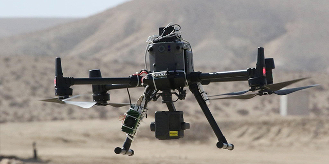Israeli drone passes test in GPS-denied environments, speeding up drone-based delivery goals