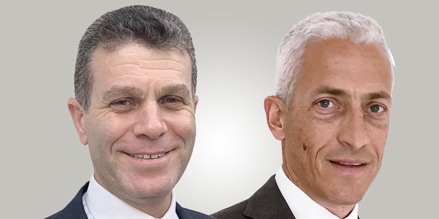 מימין: אייל פודהורצר ויואב שפירא, בעלי השליטה באקונרג