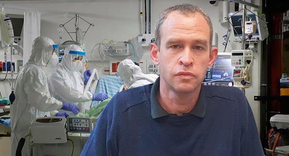 """ד""""ר יותם שנהר, מנהל אגף המעבדות של קופת חולים לאומית, צילום: דוברות לאומית יריב כץ"""