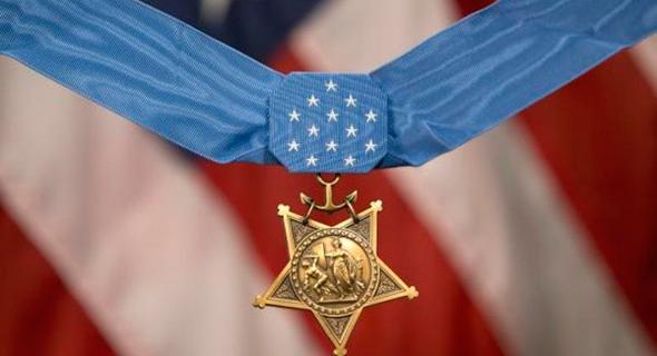 """מדליית הכבוד של הקונגרס, העיטור הצבאי הכי גבוה של ארה""""ב"""