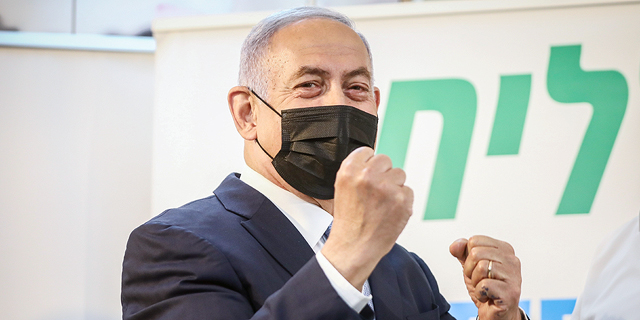 Will world leading vaccination drive be enough to extend King Bibi's reign?