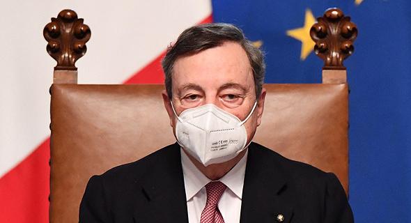 מריו דראגי ראש ממשלת איטליה החדש