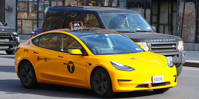 Keep inhaling those fumes: Tesla Israel is refusing to sell its vehicles as taxis