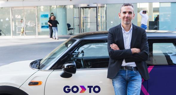 GOTO Global CEO Gil Laser. Photo: Aviad Bar-Ness