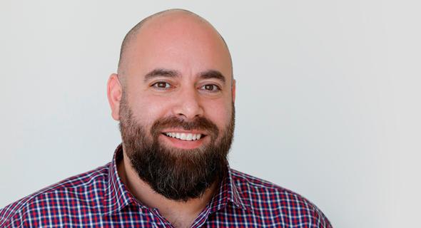 Erez Yalon, Head of Security Research at Checkmarx. Photo: Guy Yechieli