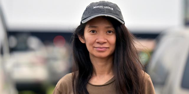 קלואי ז'או היא כוכבת הוליוודית תוצרת סין