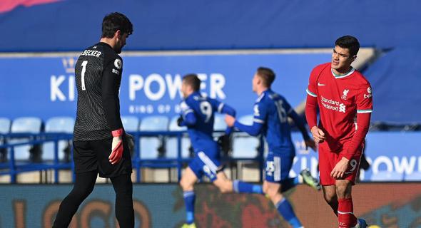 משחק של ליברפול, צילום: גטי