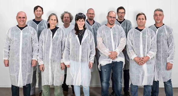 The RCK team. Photo: Shay Adam
