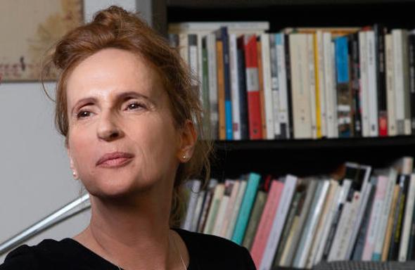 הסופרת אילנה ברנשטיין , צילום: אביגיל עוזי