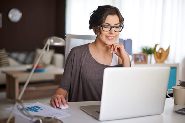 Israel was ranked second as the list of top OECD countries who allow employees to work remotely. Photo: Shutterstock