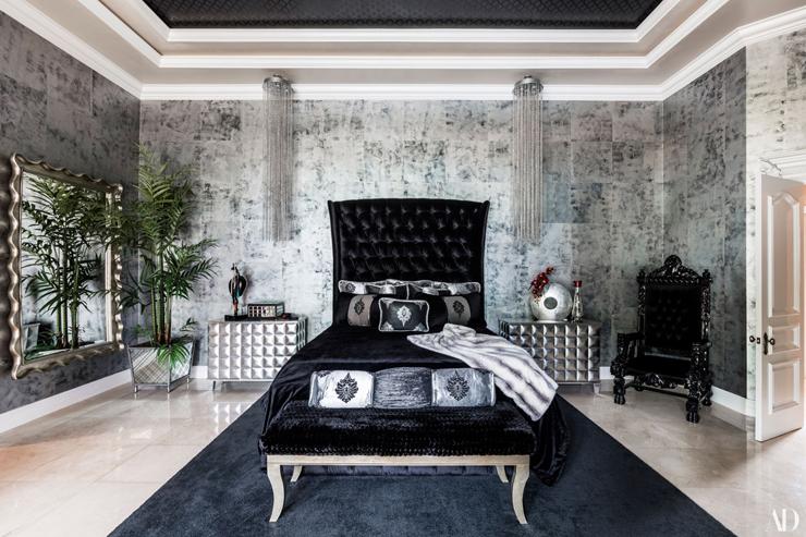 חדר השינה, צילום: CLAUDINE CAMILLO / SOTHEBY
