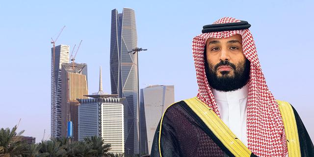 יורש העצר הסעודי מאיים על ההגמוניה הכלכלית של דובאי