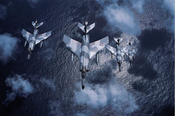 נעים להכיר: סופר אטנדאר, צילום: Dassault Aviation