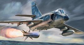 הקברניט מלחמת פוקלנד סופר אטנדאר ספינות, צילום: mercopress