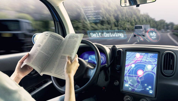 Insurance companies, car manfacturers, and importers are all concerned over who will take responsibility for accidents caused by autonomous vehicles. Photo: Shutterstock