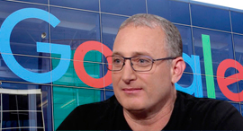 Waze CEO Noam Bardin. Photo: CNN/AP Screen