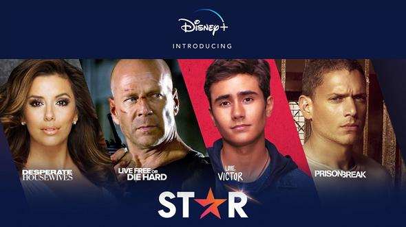 סטאר, הערוץ החדש של דיסני פלוס, צילום: Disney