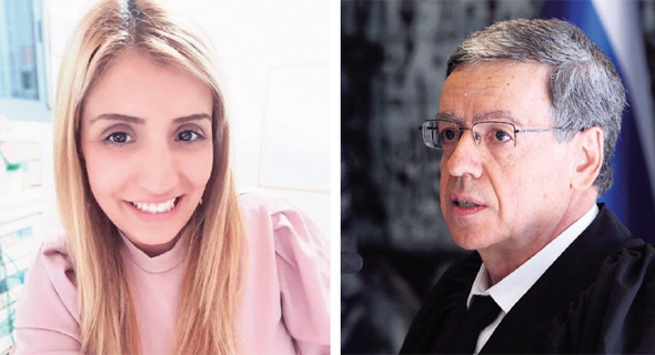 מני מזוז, דיאנה רז שנרצחה לפני שבועיים בידי בעלה, צילומים: עמית שאבי, פייסבוק