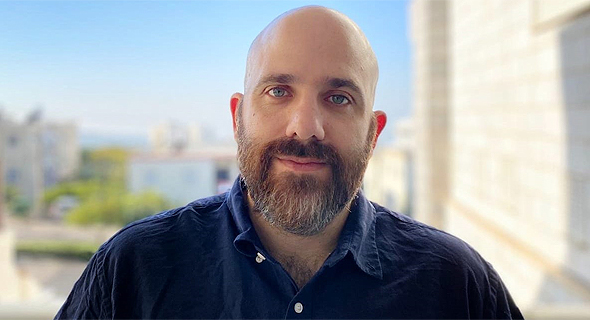Noam Wakrat, Forter's HR Director. Photo: Forter