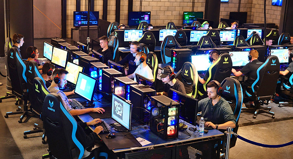 NOM's gaming complex. Photo: Courtesy