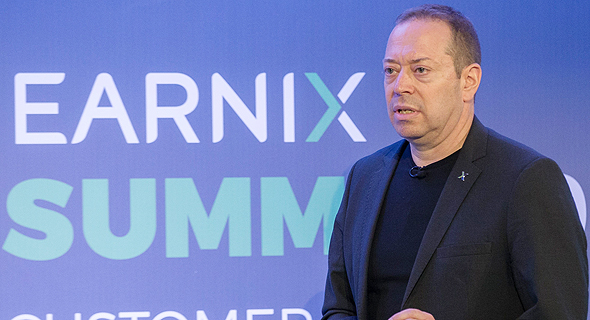 Earnix CEO Udi Ziv. Photo: Fletcher Wilson