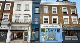 הבית הכי צר בלונדון 1, צילום: Winkworth