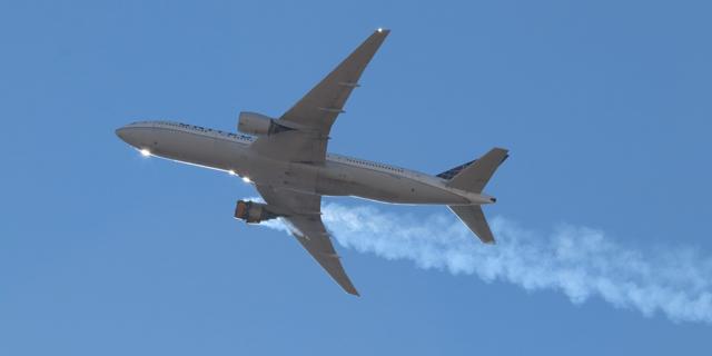 """התלקחות המנוע בבואינג 777s: בארה""""ב וביפן מקרקעים עשרות מטוסים"""