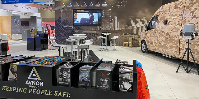 Israeli defense companies grounded, can't attend UAE weapons expo following court ruling