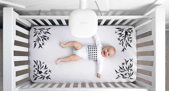 Google's investment arm leads $25 million round in AI baby monitor startup Nanit