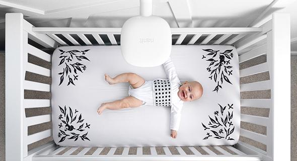 נניט אפליקציה מעקב בריאות התפתחות תינוק, צילום: Nanit