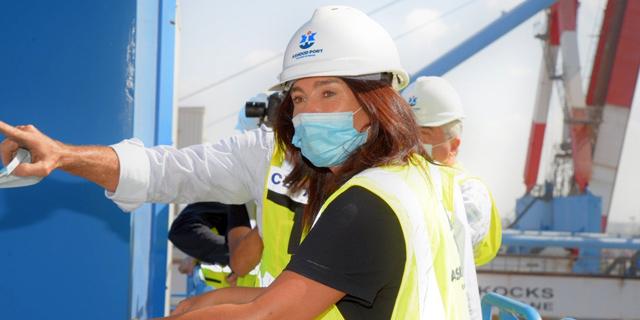 הממשלה תדון בהסבת רציפי העבודה באשדוד לתעשיית הגז