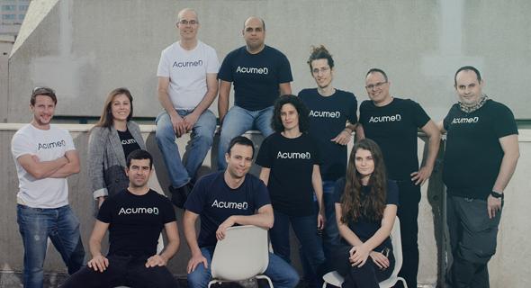 The Acumen Team. Photo: Tom Bartov