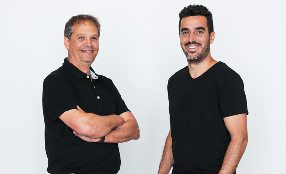 Atera co-founders Gil Pekelman (left) and Oshri Moyal. Photo: Gili Levinson