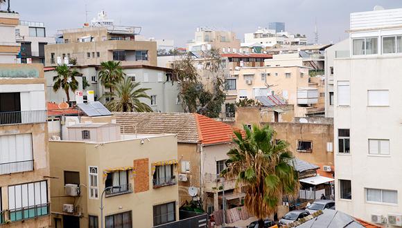 בתים בתל אביב, צילום: עמית שעל