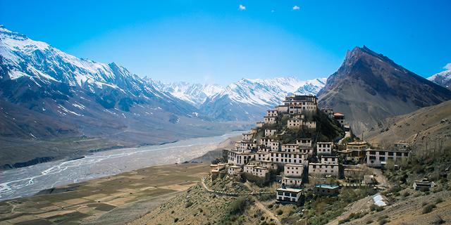 לחובבי הבידוד: 10 מנזרים בודהיסטיים מהממים בהימלאיה