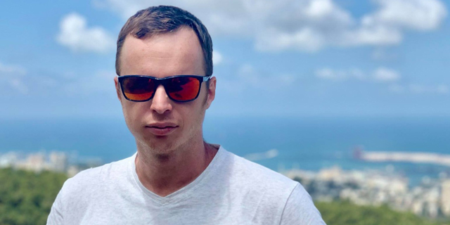 החוקר סמיון פולינוב , צילום:  אוניברסיטת חיפה