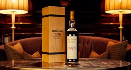 וויסקי מקאלן 1926 מכירה פומבית מיליון פאונד, צילום: Whisky Auctioneer